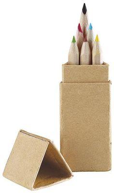 Caja triangular 6 pinturas ,madera - Dibujo y Set - Infantil - Catálogos | pinturas, estuches, set de dibujo, lapiceros, sacapuntas, gomas de borrar, fluorescentes, lápices de,TGfits | TGfits