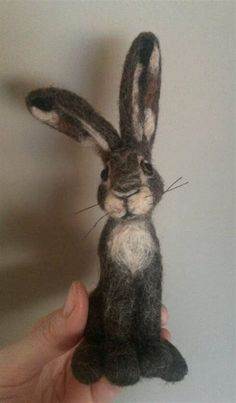 Image result for Tutorial Needle Felted Hare