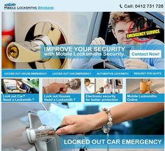 We are committed to providing the best of car locksmith services Brisbane has to offer. We pride ourselves on offering the most diligent car locksmiths in Brisbane, at your disposal; thereby, ensuring your convenience and safety. Address. 62 Latrobe Street East Brisbane 4169 Australia Phone No. 0412 731 728