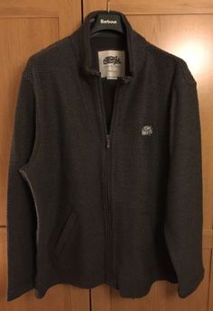 #Men's weird fish zip up grey #jumper size x2 #large. new never worn,  View more on the LINK: http://www.zeppy.io/product/gb/2/302197092061/