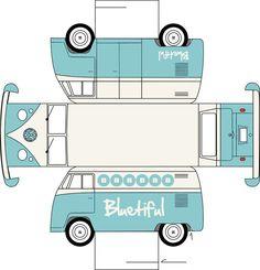D.I.Y. VW-busje