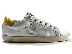 quality design 46a16 aef37 Golden Goose Super Star Femme Jaune Blanc France Pas Cher