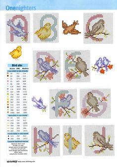 Gallery.ru / Фото #34 - Cross Stitch Crazy 094 январь 2007 - tymannost