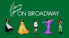 Laura Benanti On Broadway (The Sound of Music, Into the Woods, Nine, Gypsy, Women on the Verge of a Nervous Breakdown)