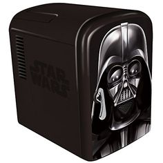 NEW Star Wars Darth Vader Mini Fridge