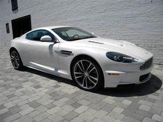 My dream car Aston Martin DBS
