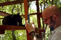 "There are only about 75 tickets left for our July 29th summer fundraiser in Round Rock, Tx with Jackson Galaxy!  Get your tickets soon- this will be a sold out event. Jackson, Animals Planet's ""My Cat From Hell"" star, best selling author, cat behaviorist and feline advocate is our guest speaker. The evening includes vegetarian/vegan seated dinner, music, auction and entertainment. Join us July 29th at 6pm in Round Rock, Tx at the Marriott La Frontera.   We'd love to see you! This event…"
