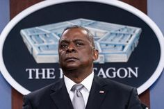 Secretary of Defense Lloyd Austin listens to a question as he speaks during a media briefing at the Pentagon, Friday, Feb. 19, 2021, in Washington. (AP Photo/Alex Brandon) Donald Trump, Arab States, Berlin, Hawaii News, Bigger Arms, Arms Race, Executive Branch, Nuclear Deal, Germany