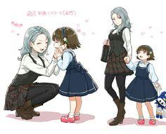 Sae & Makoto