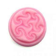 Molde para hacer jabón Pastilla con Motivo Celta. Molde de silicona apto para hacer jabón de glicerina. DIY. Disponible en Gran Velada.