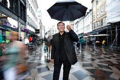 Resilient cities Is Jan Gehl winning his battle to make our cities liveable?