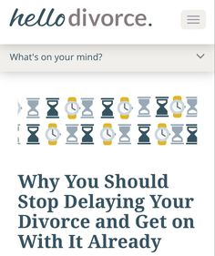 Diy Divorce, Divorce Online, Divorce Process, Co Parenting, Interesting Stuff, You Can Do, Stress, Things To Come, Mindfulness
