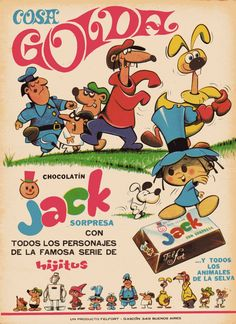 (like Kinder chocolate egg) Vintage Pop Art, Vintage Comic Books, Vintage Comics, Vintage Ads, Vintage Photos, Old Posters, Vintage Posters, Retro Housewife, Ferrat
