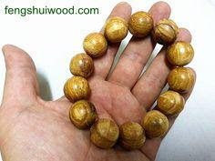 cendana wood beads bracelet