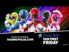 Fan First Friday: Power Rangers Livestream | Hasbro PulseFor more on Power Rangers, please visit www.powerrangers.com and follow Power Rangers on YouTube, Facebook, Twitter and Instagram.More Nick:'Power Rangers Dino Fury' Season 2 Announced!Follow NickALive! on Twitter, Tumblr, Reddit, via RSS, on Instagram, and/or Facebook for the latest Nickelodeon and Power Rangers News and Highlights!