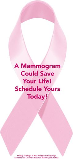 Pink Ribbon Car Magnet with Early Detection Saves Lives BREAST ...
