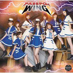 [SINGLE] PASSPO – Wing [320 K] ~ JPOP MP3 DOWNLOADS