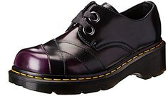 dr martens black jeckle sandals, Dr. Martens Pascal 8 Eye