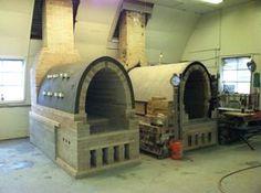 Manabigama Pottery Center - Kiln Plans