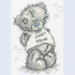 Me To You - Tatty Teddy - Always Friends - counted cross stitch kit Coats Crafts