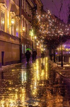 Lubiana Street by Massimiliano Clari, via 500px.com