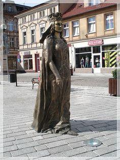 Saint Queen Jadwiga - Inowrocław
