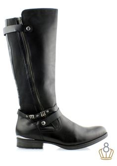 Sydney Sizes 42 - 45 EU #kneehighboot #longerfeet