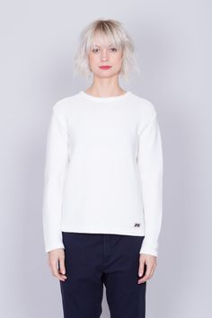 Ridley Off White︱SS15 knitwear by Brixtol︱See more at www.grandpa.se