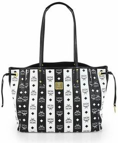 646d6c398 Black Leather Tote, Black Leather Handbags, Leather Purses, Mcm Bags For  Sale,