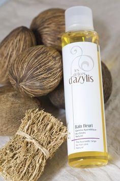 Un soin concentré à base d'huiles pour soigner le cuir chevelu, jusqu'à la pointe des cheveux.