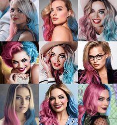 """Margot Robbie ✾ as Harley Quinn ☠ in """"Suicide Squad"""" Margot Elise Robbie, Actress Margot Robbie, Margo Robbie, Margot Robbie Harley Quinn, Der Joker, Harley Quinn Comic, Harley Quinn Cosplay, Joker And Harley Quinn, Hearly Quinn"""