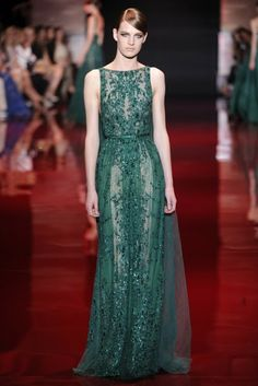 Elie Saab Fall Couture 2013 - Fashion Diva Design