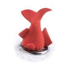 love this fish tail bath plug!