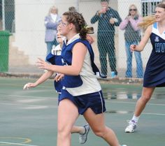 Another Victory for Senior Netball |