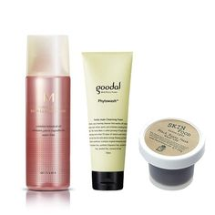 Intro to Korean Cleansing Set. Try these best sellers!