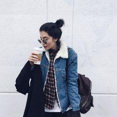 5 Looks super estilosos para você se inspirar e voltar às aulas ainda mais cool.