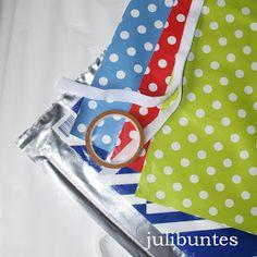 julibuntes: Lunchbag-deluxe Anleitung