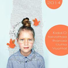 Onnea ja menestystä vuoteen 2014!. Kuva löytyy osoitteesta: http://www.kiddo.fi