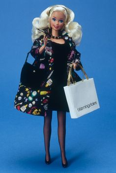 Nicole Miller Savvy Shopper® Barbie® Doll | Barbie Collector