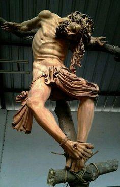 Jesus Christ Painting, Jesus Art, Catholic Art, Religious Art, La Pieta, Sculpture Art, Sculptures, Crucifixion Of Jesus, The Cross Of Christ
