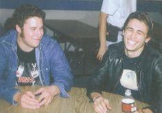 Seth Rogan and James Franco, Freaks and Geeks (1999)