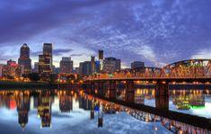 Portland, my home town, love it!