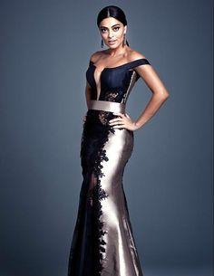 vestido preto com dourado juliana paes - Pesquisa Google