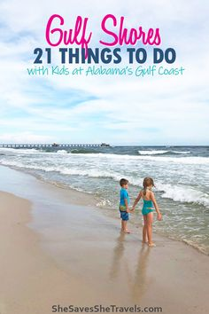 Alabama's Gulf Coast is so much fun! A great family-friendly destination, here's your guide to the perfect beach vacation. From best kid-friendly restaurants, budget attractions and best things to do, Gulf Shores has so much for families. | Gulf Shores Alabama | Gulf Shores AL Vacation | Gulf Shores with Kids | Family Adventure, Adventure Travel, Travel With Kids, Family Travel, Travel Guides, Travel Tips, Gulf Shores Alabama, Beach Vacations, Future Travel