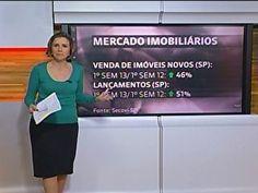 Economia - Venda de imóveis novos residenciais em SP cresce 46% no semestre