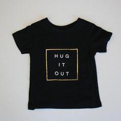 THE HUG - Black