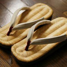 Japanese sandals -zori-