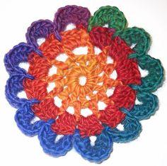 Crochet Attic, #crochetatticblog, #crochetjapaneseflower