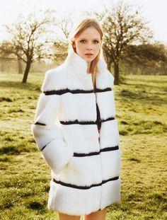 Sun-Drenched 60s Fashion Ads - The Blugirl Fall 2014 Campaign Stars Model Dani Witt GALLERY