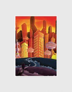 Road to the Future - Tanvi Chunekar - ARTISTS
